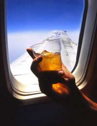 Aerophobia; Flight; Alcohol; Physical